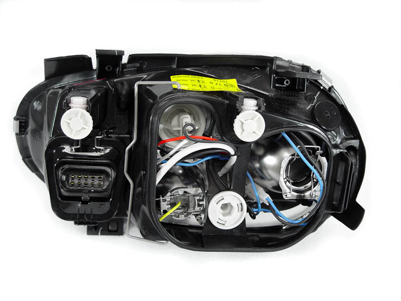 Golf Mk4 Headlight Wiring Diagram - Somurich