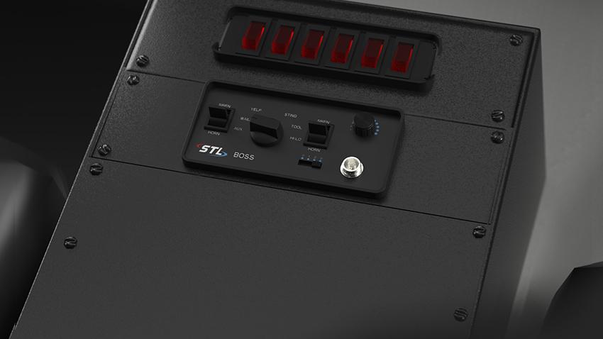 Apex 150 Watt Siren - S-A150 SpeedTech Lights