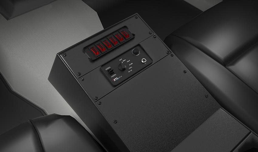 Final 100 Watt Siren - S-F100 SpeedTech Lights