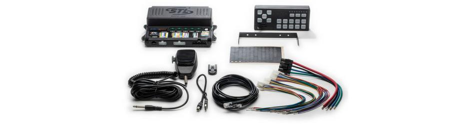 IntelliSiren 100-watt Police Siren - IS-100 STL
