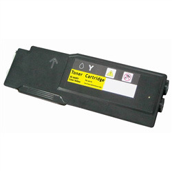 Xerox Phaser 6600, WC 6605 Yellow High Yield Toner 106R02227 $66.75
