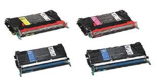 IBM Infoprint 1614, 1634 4-Pack HIGH YIELD all colors, CYMK