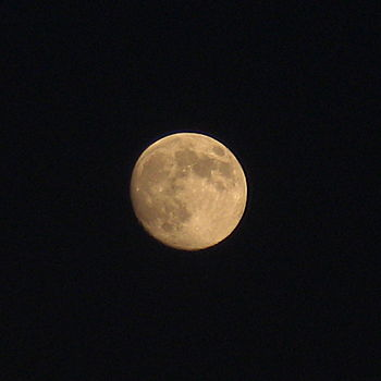 1st Moon after Northern Hemisphere Winter Sols...