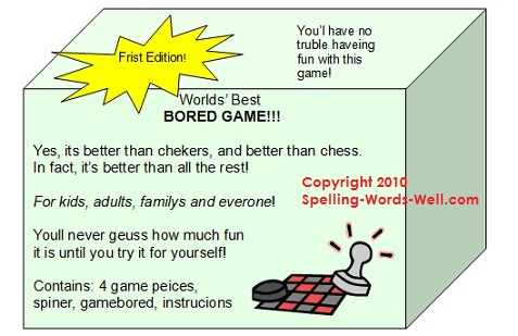 4th Grade Spelling Practice Ideas, Words, Games  Worksheets