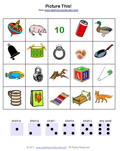 Printable Phonics Worksheets for Early Learners - phonics worksheet