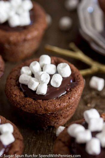 Baileys Brownies - Spend With Pennies