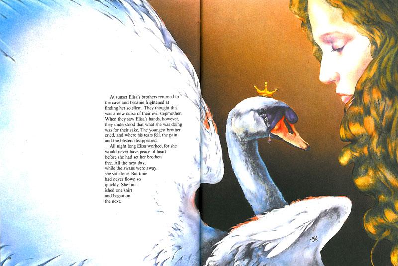 The Wild Swans scanpublishingdk