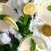 Lavender Mint Vodka Lemonade