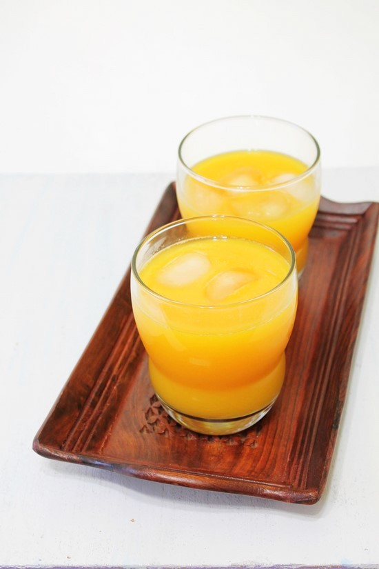 Mango Juice Recipe (How to make mango juice recipe)