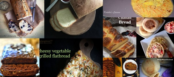 Breads Collage