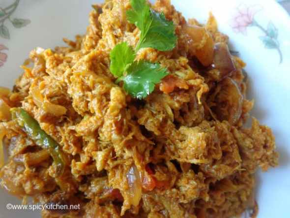 soya chunks masala recipe