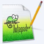 Notepad++ logo image 150x150 Notepad++ 5.9.6.2  Download Link Inside