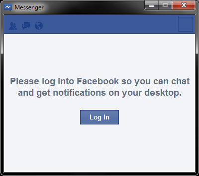 facebook messenger for windows leak Facebook Messenger for Windows released,Download Now