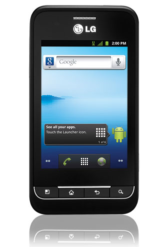 LG Mobile AS680 large Top 15 ANDROID SMARTPHONES for 2012   Price Range Rs.5000 to 40,000