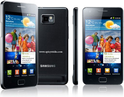samsung i9100 galaxy s ii Top 15 ANDROID SMARTPHONES for 2012   Price Range Rs.5000 to 40,000