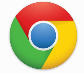 chrome logo image Google Chrome Finally hacked Twice