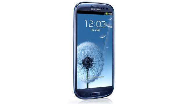 samsung galaxy s iii official Samsung Galaxy S III will hit India on the 31st of May; Pre order Now