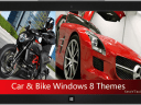 Top 10 Best 'Cars and Bike Windows 8 Themes' [7 Compatible]
