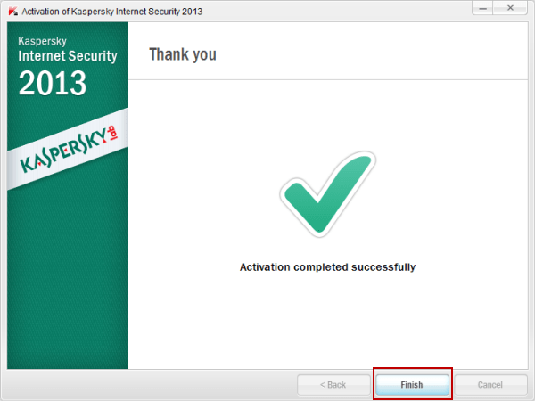 kis2013 activation2 Get FREE 90 Days Trail of Kaspersky Internet Security 2013 License Keys