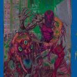 Deadpool Vs. Carnage #4 Cover