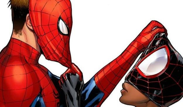 Miles Morales in Animated Spider-Man Movie?