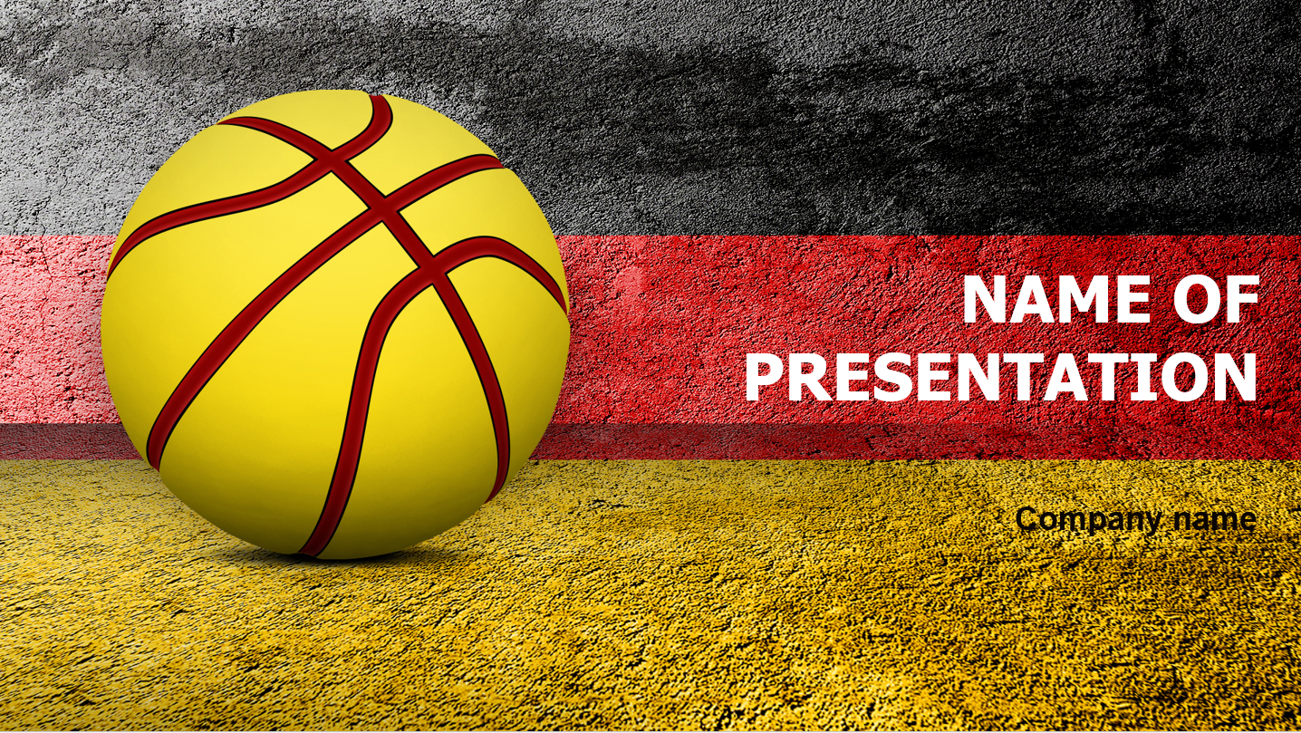 basketball powerpoint templates