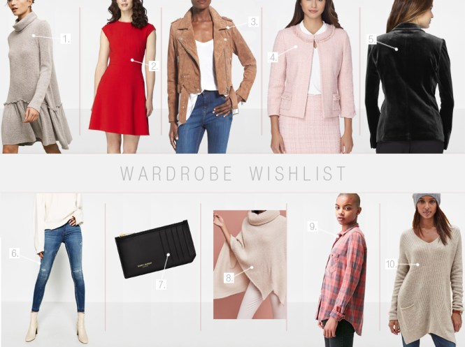 Wardrobe-Wishlist