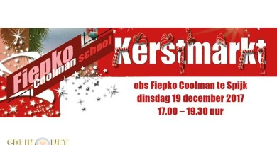 Kerstmarkt obs Fiepko Coolman