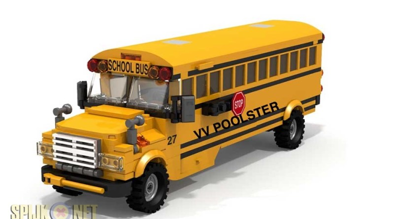 bus vvpoolster