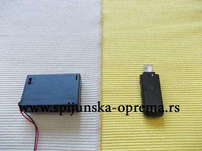 Mini kamere sa produženom baterijom