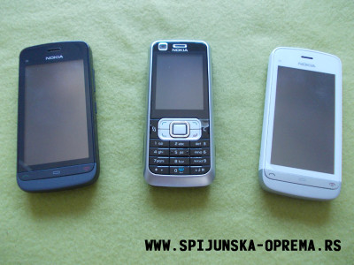 Praćenje mobilnog telefona Nokia