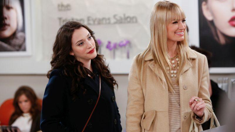 2 broke girls cbs Audiência nos EUA | 27 10 2014 | A nova grade de segunda feira da CBS