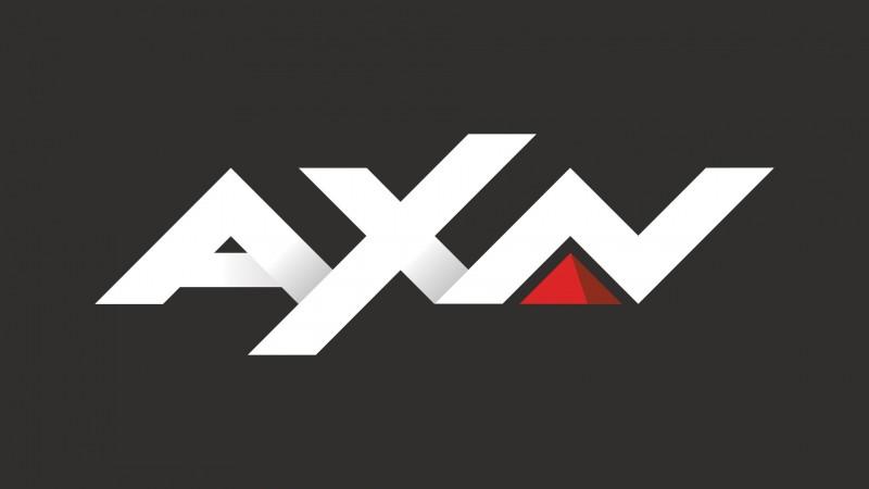 Novo logo AXN
