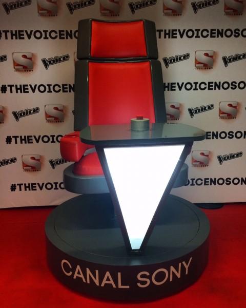 The Voice - Cadeira 5