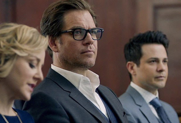 BULL stars Michael Weatherly (center) as Dr. Jason Bull in a drama inspired by the early career of Dr. Phil McGraw, the founder of one of the most prolific trial consulting firms of all time.Bull employs an enviable team of experts at Trial Analysis Corporation, including his quick-witted brother-in-law, Benny Colón (Freddy Rodriguez), who plays defense attorney in mock trials; Marissa Morgan (Geneva Carr), a cutting-edge neurolinguistics expert from the Department of Homeland Security.  This fall, BULL will be broadcast Tuesdays (9:00-10:00 PM, ET/PT) on the CBS Television Network.  Photo: CBS ©2016 CBS Broadcasting, Inc. All Rights Reserved