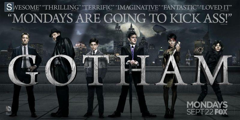 gotham ver11 xxlg FULL Primeiras Impressões | Gotham (Fox, 2014)