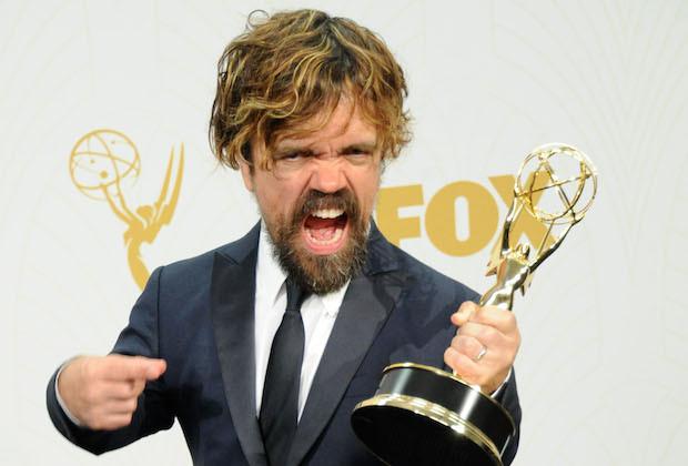 67th Primetime Emmy Awards, Press Room, Los Angeles, America - 20 Sep 2015