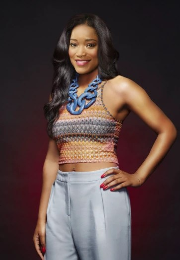 SCREAM QUEENS: Keke Palmer as Zayday in SCREAM QUEENS which debuts with a special, two-hour series premiere event on Tuesday, September 22 (8:00-10:00 PM ET/PT) on FOX. ©2015 Fox Broadcasting Co. Cr: Tommy Garcia/FOX.