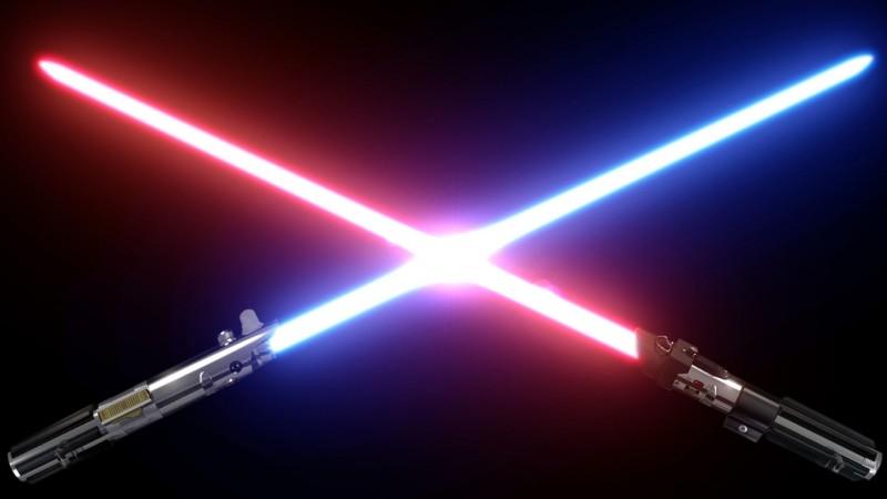 star wars sabre de luz
