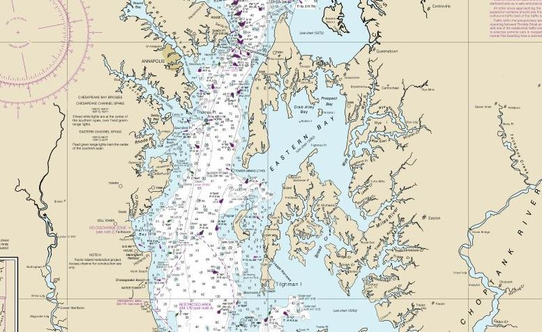 Chesapeake Bay Facts and Figures for Sailors