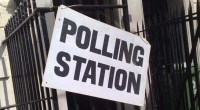 Polling station, photo by secretlondon123