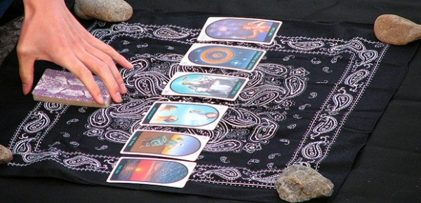 Tarot, photo by Chris Gladis