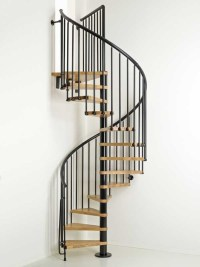 Oak 70 Spiral Staircase is an off the shelf kit spiral ...