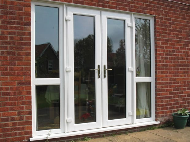 Doors spire window systems double glazing louth for Double door replacement