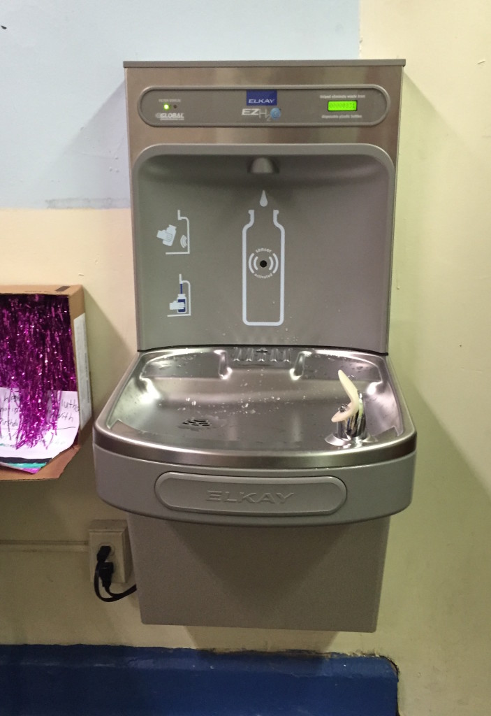 How To Get New Water Fountains For Your Public School