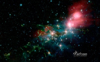 Wallpapers - NASA Spitzer Space Telescope