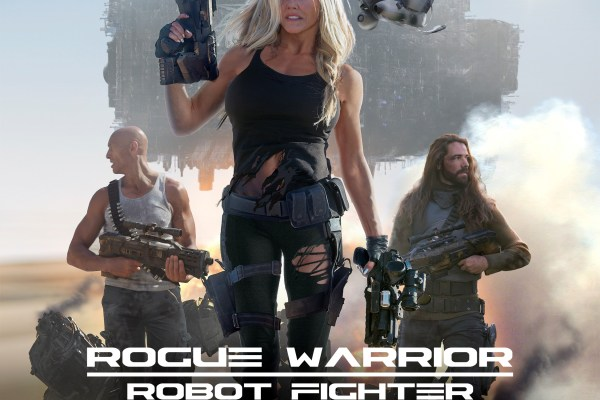 Rogue Warrior: Robot Fighter AOF Poster