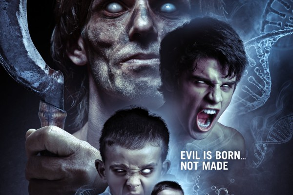 The Evil Gene Poster