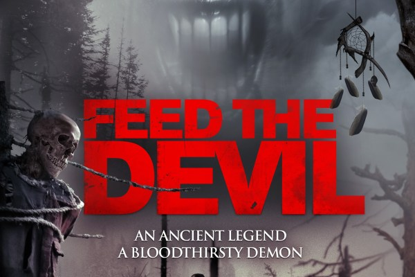 Feed the Devil Poster