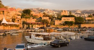 Byblos Harbour © Philip Hayward
